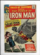 Tales of Suspense 53,1964, Fine, 5.5, 2nd Black Widow,Stan Lee, Don Heck 12 cent