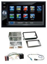 Blaupunkt SD Bluetooth 2din mp3 USB AUX AUTORADIO PER ALFA ROMEO MITO ISO 955 08