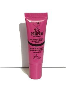 Dr. PAW PAW Hot Pink Balm Multipurpose Soothing Balm w. Natural PawPaw 10 ml NEW