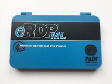 eRDPML - Multilevel Recreational Dive Planner /PADI /Production No.70031 Digital