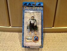 LOTR Shelob Attack Frodo Action Figure ROTK Toy Biz