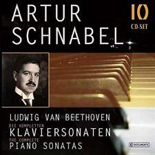 Alfred Schnabel - Beethoven: Piano Sonatas [CD]