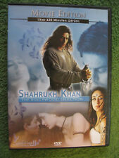 2 DVD Video Shahrukh Khan Movie Edition The Bollywood Selection 620 Minuten