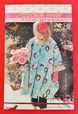 Cookie Coat Tina Givens Sewing Pattern #TG-K5024 * 3 Child's Children Sizes New