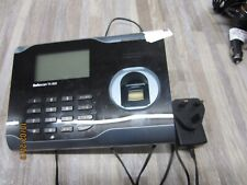 Safescan Ta 850 Time Attendance System 2200 Users Fingerprint Sensor 125 0323