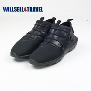 Nike Vortak Black Anthracite Athletic Casual Sneakers Men's Size 11 AA2194-100