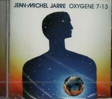 JEAN-MICHEL JARRE - OXYGENE 7-13       *NEW & SEALED CD ALBUM*