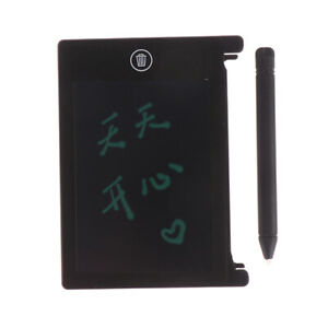 """Drawing Tablet 4.4"""" LCD Writing Tablet Graphic Board Handwriting Pads Kids Gifyx"""