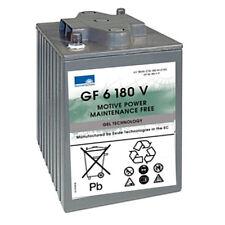 Exide Sonnenschein batteria GEL Dryfit Trazione Blocco GF 06 180V Pol di auto