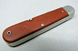 1954 Wenger / Wengerinox 93mm model 1951 Soldier Swiss Army Knife