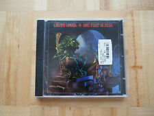 CIRITH UNGOL - ONE FOOT IN HELL CD 1999 - Neu & OVP