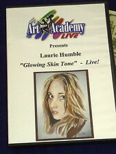 Laurie Humble Art Academy Live Glowing Skin Tone - Technique Instructional DVD