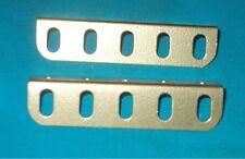 MECCANO 2 CORNIERES 6cm, No9d doré