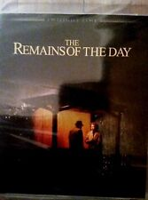 Remains of the Day (2015, LIMITED EDITION BLU-RAY)