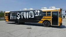 Self-Sufficient 2011 International Bus Kitchen Food Truck/Great Bustaurant for S