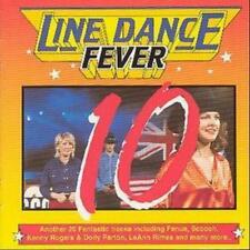 Various Artists : Line Dance Fever 10 CD (2000) ***NEW***