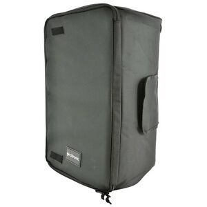 """Universal 15"""" Speaker Cabinet Bag Cover Also Fits Peavey Pro15 & Mackie Thump 15"""