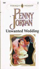 Unwanted Wedding by Penny Jordan