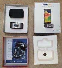 FLIR one IR thermal camera for iOS (Apple iPhone / iPad)