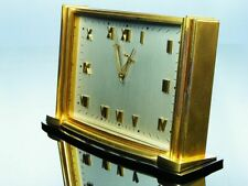 ART DECO DESK CLOCK from IMHOF SWITZERLAND