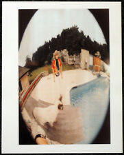 THE ROLLING STONES POSTER PAGE . BRIAN JONES @ GEORGE HARRISON SWIMMING POOL R34