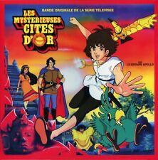Les Mystérieuses Cités D'Or (BO De La Série TV) - Vinyl LP 33T Neuf sous Blister
