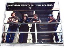 cd-single, Matchbox Twenty - All Your Reasons, 3 Tracks, Australia