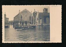 Italy VENEZIA Used 1934 rowing race?? PPC