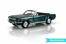 1964 1/2 Ford Mustang 1:24 scale premium die-cast American Classic model car