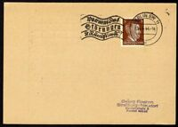 █ Allemagne n° 706 Yv. flamme WW2 BERLIN SW 11 ai Timbre Allemand Mi n° 782 █