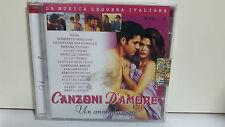 CANZONE D'AMORE VOL 2 UN ANNO D'AMORE CD 8004883285174 NUOVO SIGILLATO