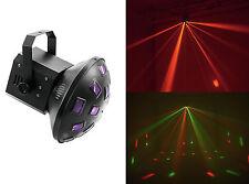 EUROLITE LED Z-20 ZigZag Mushroom Strahleneffekt Lichteffekt Discoeffekt Party