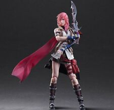 SQUARE ENIX DISSIDIA FINAL FANTASY Play Arts Kai Lightning VERSIONE JAPAN