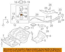 FIAT OEM 17-18 124 Spider 1.4L-L4-Fuel Filter 68313834AA
