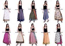 Wholesale Lot 10 Pc Wrap Skirts Sarong Magic Wraparound Dress Womens Beach Dress