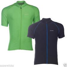 Nylon Short Sleeve Fitness Activewear for Men