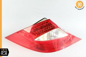 06-08 Mercedes W219 CLS550 CLS63 AMG Tail Light Lamp Rear Left Driver Side OEM