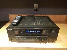 Kenwood AV Surround Receiver Amplifier Tuner Dolby Digital Decoding VR-6050