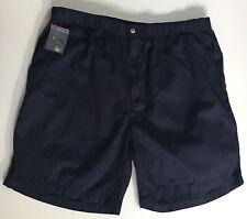 "Mens Big And Tall Blue Casual Walking Shorts size XLB, XL 39"" waist, King Size"