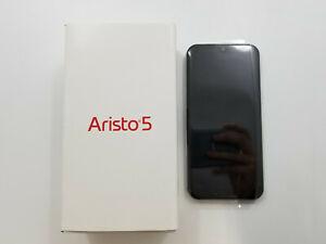 LG Aristo 5 K300TM Silver T-Mobile 32GB Clean IMEI -BT7493 W