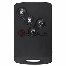 Smart Key 4B 433MHz PCF7941 Chip Semi-intelligent for Renault Megane 2009-2014