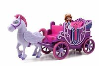 Jada Toys Disney Sofia The First Carriage RC Car Horse Minimus Ages 3+ Toy Girls