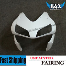 Unpainted Front Upper Cowl Injection Fairing Nose For Honda CBR600RR 2003-04 F5