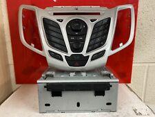 Ford Fiesta MK7 MK8 Car Radio Head Unit Stereo Cd Player Model Ahu Dab Silver
