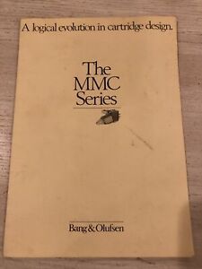 Bang & Olufsen MMC Series Cartridge Brochure