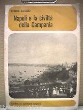 NAPOLI E LA CIVILTA DELLA CAMPANIA Vittorio Gleijeses Storia Antica Medievale di