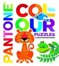 PANTONE COLOUR PUZZLES: 6 Color-Matching Puzzles, Pantone, LLC, Very Good