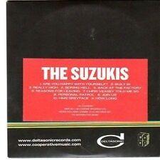 (CC603) The Suzukis, The Suzukis - 2011 DJ CD