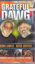 Grateful Dawg - JERRY GARCIA /DAVID GRISMAN (VHS, 2002)