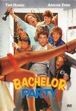 Bachelor Party ~ Tom Hanks Adrian Zmed ~ DVD ~ FREE Shipping Within USA